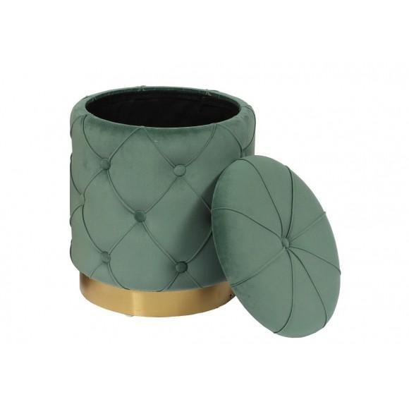 Пуфик PARIS small (светло-зеленый)
