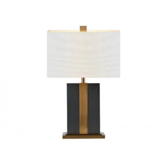 Настольная лампа Kingston Black