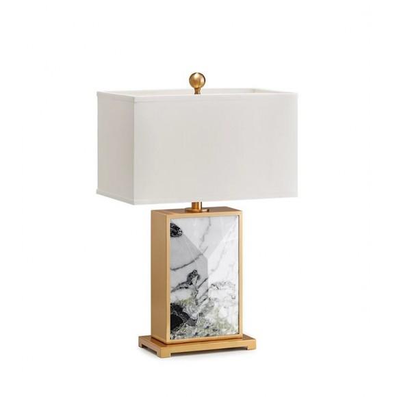 Настольная лампа Stenford white