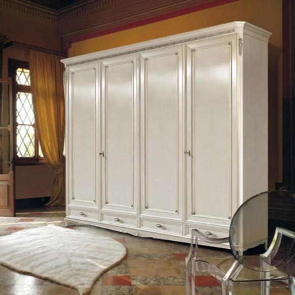 4-дверный шкаф Prego