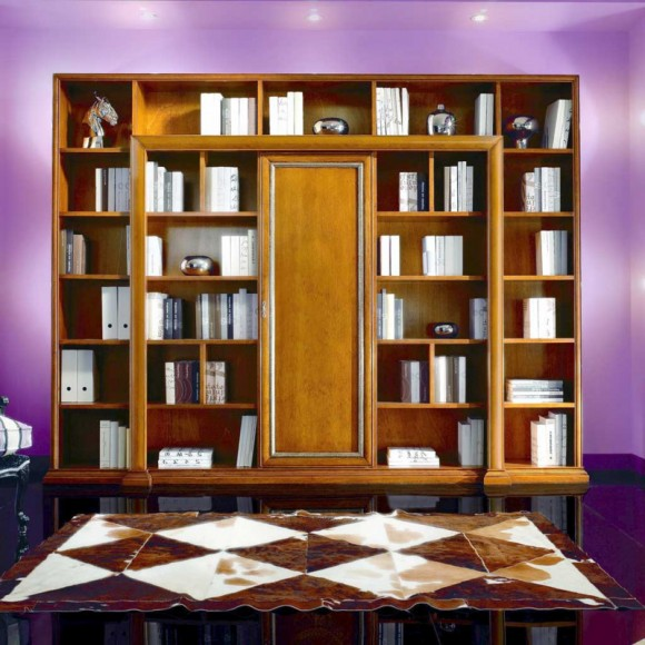 Книжный шкаф Liquirizia