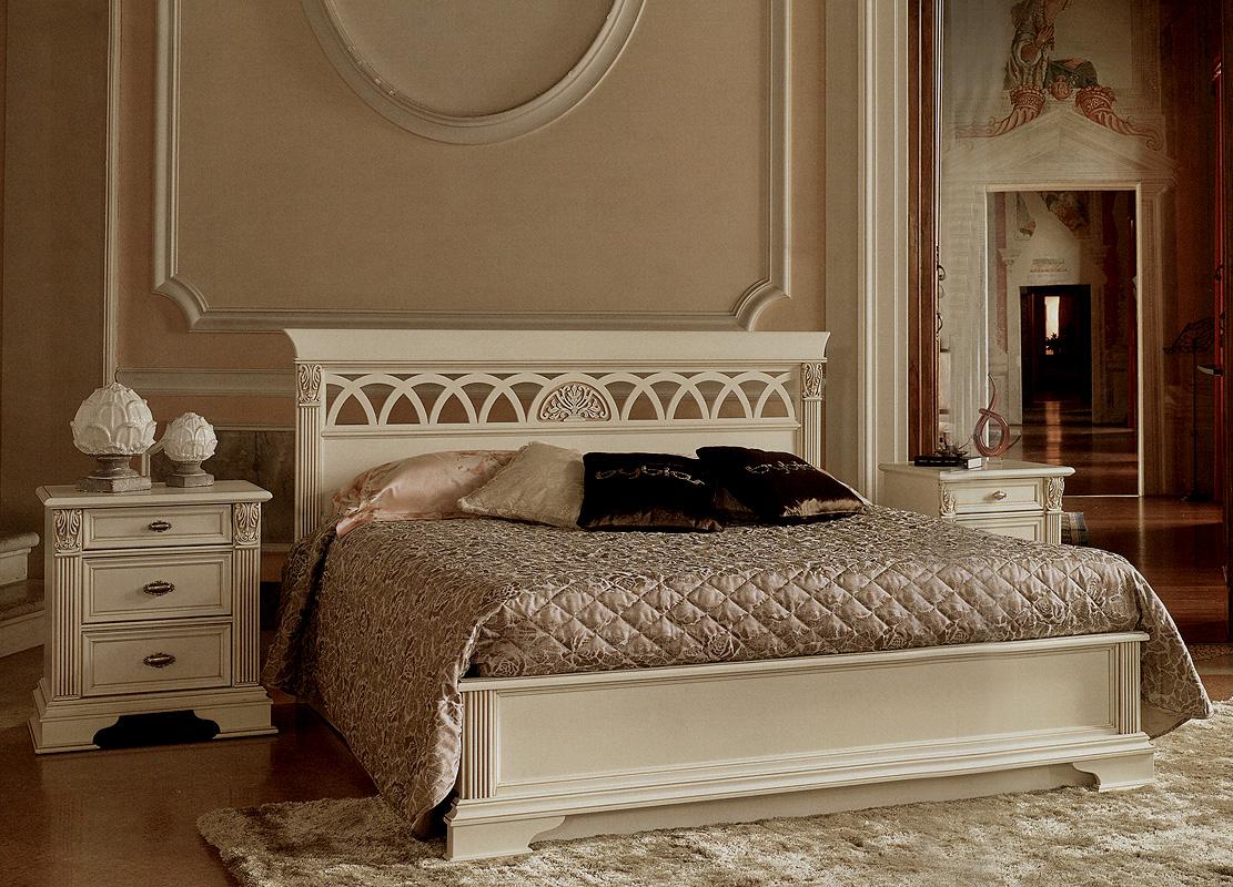 Итальянская кровать фото 2