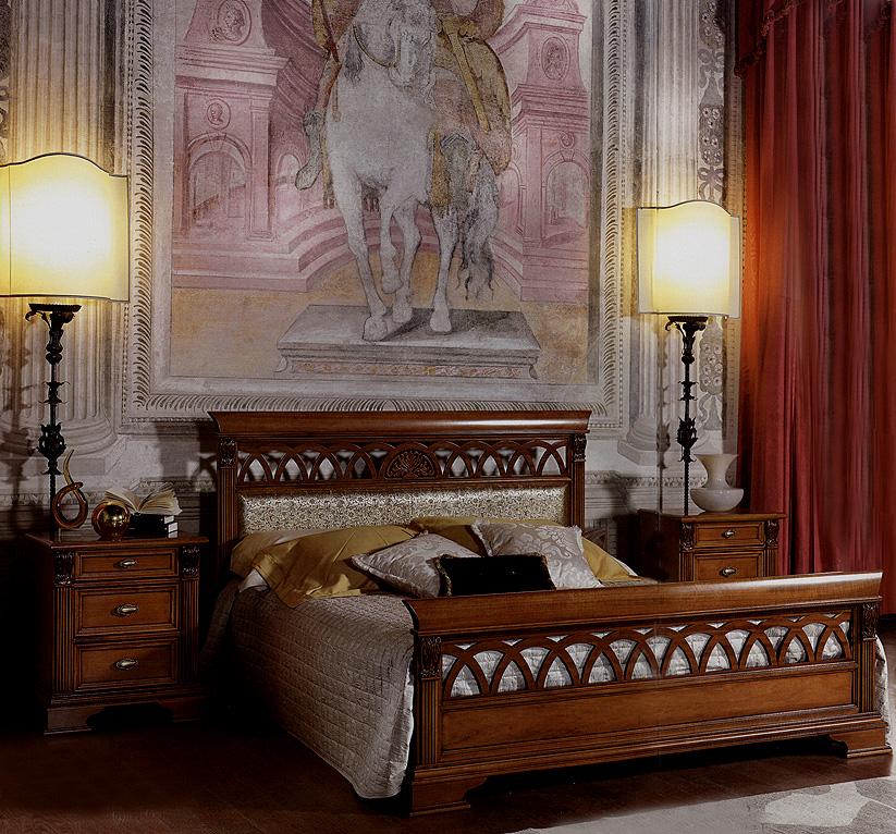 Итальянская кровать фото 1