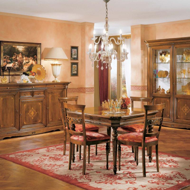 Итальянские стулья для столовой фото 1