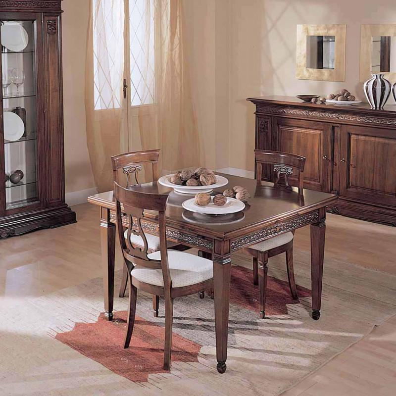 Итальянские обеденные столы фото 2