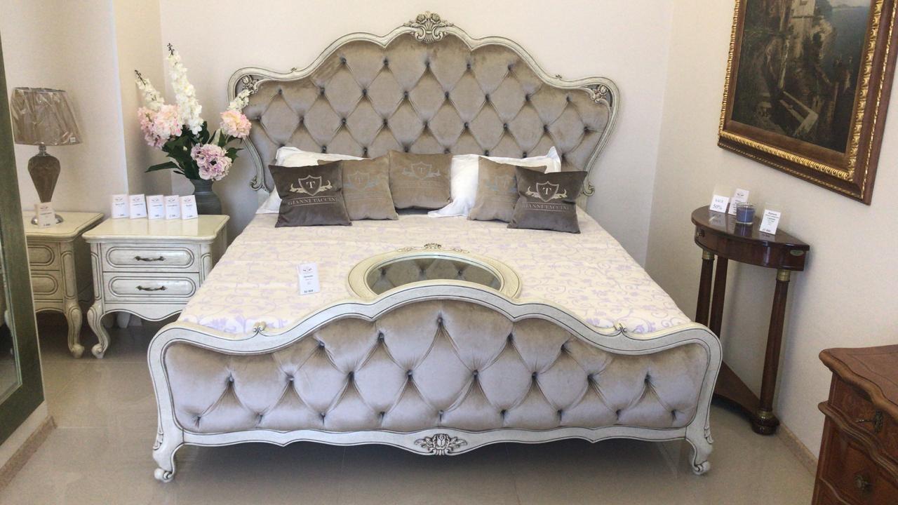 Элегантная кровать от фабрики «GIANNI TACCINI»!